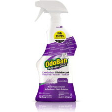 OdoBan Lavender Deodorizer Disinfectant Spray Ready