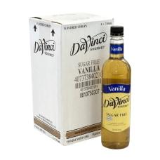 DaVinci Gourmet Syrup Sugar Free Vanilla