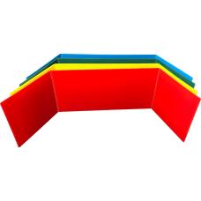 Flipside Tri fold StudyCarrel 12 Height