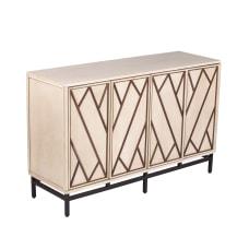 Southern Enterprises Bremling Art Deco Storage