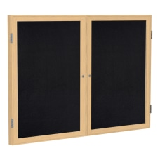 Ghent 2 Door Enclosed Recycled Rubber