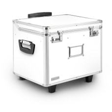 Ideastream Vaultz Locking Mobile File Chest