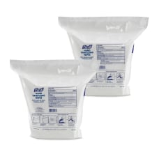 Purell Hand Sanitizing Wipes Unscented 1200
