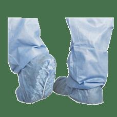 Medline Skid Resistant Scrub Shoe Covers