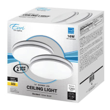 Euri 14 Indoor Round LED Ceiling