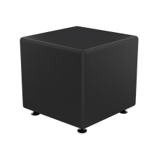 Marco Square Seating Ottoman Ebony