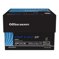 Office Depot Brand Inkjet and Laser