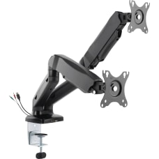 Lorell Dual Arm Monitor Mount 22