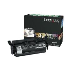 Lexmark X651H11A Return Program High Yield