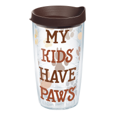 Tervis My Kids Have Paws Tumbler