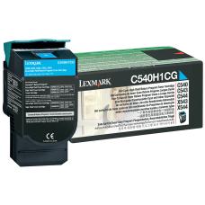 Lexmark C540H1CG Return Program Cyan Toner