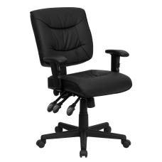Flash Furniture Bonded LeatherSoft Low Back