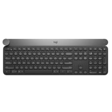 Logitech Craft Advanced Wireless Keyboard AluminumDark