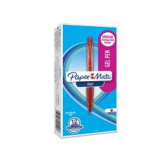 Paper Mate Retractable Gel Pens Medium
