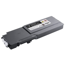 Dell MD8G4 High Yield Yellow Toner