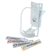 Unimed Large Locking Sani Bracket White