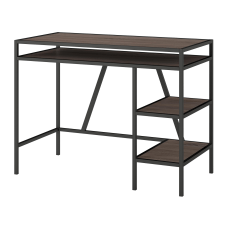 Ameriwood Home Brewer Student Desk Gray