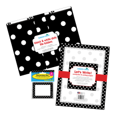 Barker Creek Get Organized Kit Letter