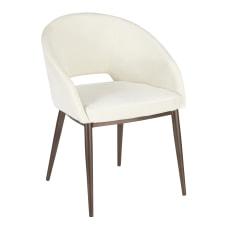 LumiSource Renee Chair CopperCream
