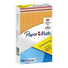 Paper Mate Everstrong Break Resistant Pencils