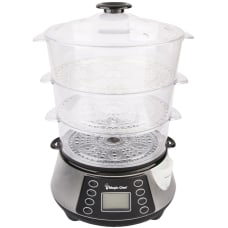 Magic Chef 3 Layer Food Steamer
