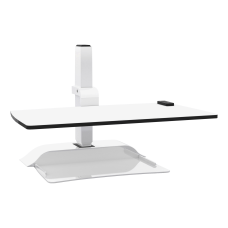 Safco Electric Desktop Sit Stand Armless