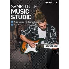 MAGIX Samplitude Music Studio Windows