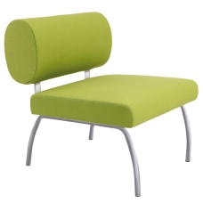 Alba CHWELCOMV Reception Chair Green