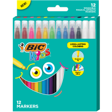 BIC Kids Coloring Markers Magical Effects