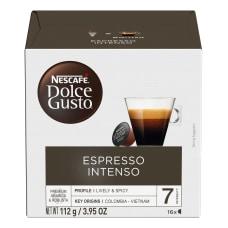 Nescafe Dolce Gusto Espresso Intenso Single