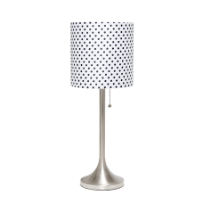 Simple Designs Tapered Table Lamp 21
