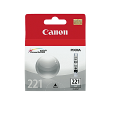 Canon CL 221 Gray Ink Cartridge
