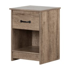 South Shore Tassio 1 Drawer Nightstand