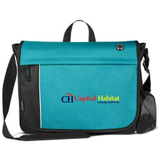 Custom Austin Nylon Collection Messenger Bags