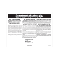ComplyRight State Specialty Poster Employee Classification