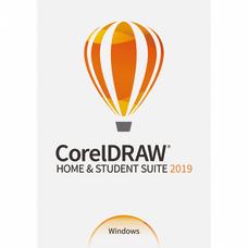CorelDRAW Home Student Suite 2019 Disc