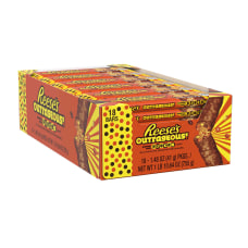Reeses Outrageous Peanut Butter Chocolate Candy