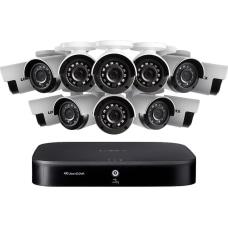 Lorex DF162 C2NAE DVR cameras wired