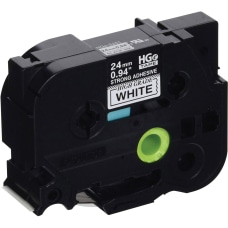 Brother HGES2515PK Black on White Extra