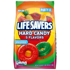 Life Savers Hard Candy 5 Flavor