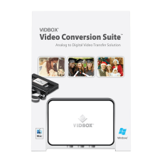 VidBox Video Conversion Suite 20 For