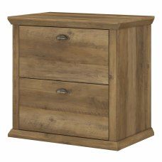 Bush Furniture Yorktown 2 Drawer Lateral
