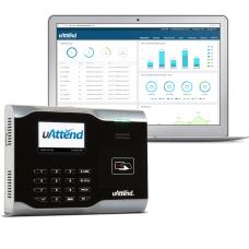 uAttend CB6500OC RFID Time Clock System