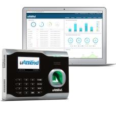 uAttend Biometric Fingerprint Cloud Based Time
