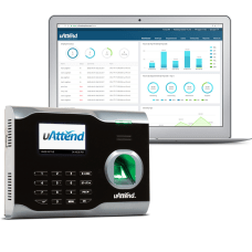 uAttend Biometric Time Clock System BN6500