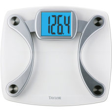 Taylor 7568 Glass Electronic Scale 440