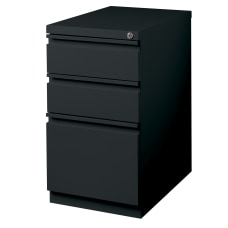 WorkPro 23 D Vertical 3 Drawer