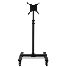 Mount It Height Adjustable Mobile TV