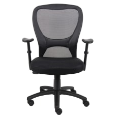 Boss Budget Mesh Task Chair With