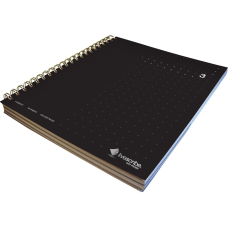 Livescribe Three Subject Notebook 150 Sheet